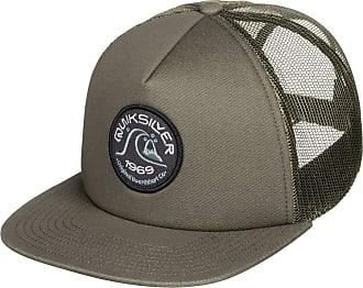 Quiksilver Broacher - Trucker Cap - Men - ONE Size - Green