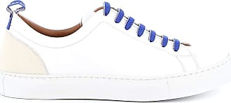Jacob Cohen Fashion Man JACK91001100 White Leather Sneakers | Spring Summer 20