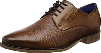 Bugatti Mens 311251041100 Derbys, Brown (Cognac 6300), 10.5 UK