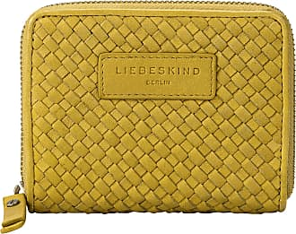 Liebeskind Santa Fe - Conny Wallet Medium Womens Wallet, Green (Golden Olive), 2x10x13 Centimeters (B x H x T)