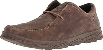 Irish Setter Mens Traveler 3806 Oxford Boot, Brown, 10.5 2E US