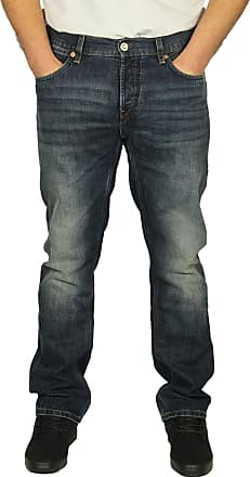 French Connection Mens Slim FIT Jeans 54DMQ in Dirty-Antique Colours RRP £64.99 (30R, Dirty)