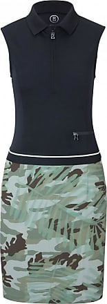 Bogner Debbie Dress for Women - Black/Green