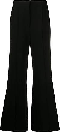 Diane Von Fürstenberg Calça pantalona Chantelle - Preto