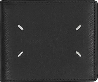 Maison Margiela Maison margiela Classic leather billfold wallet BLACK U
