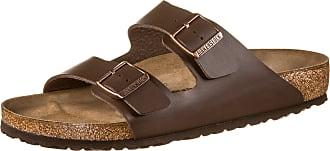 Birkenstock Arizona Sandalen Herren in dark brown, Größe 42