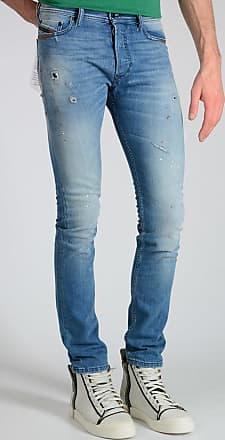 Diesel SLOW INDIGO 16cm Stretch Denim TEPPHAR Jeans size 27
