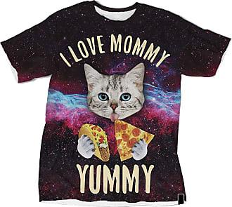 NA I Love Mummy Yummy 3D Shirt