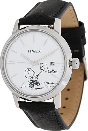 Timex Relógio x Peanuts Marlin 40mm - Preto