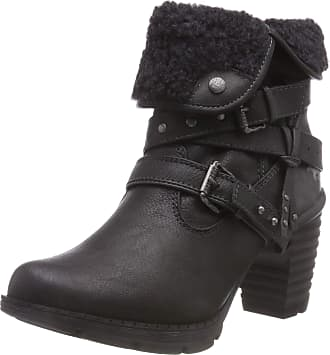 Mustang Stiefelette, Womens Ankle Boots Ankle boots, Grey (Graphit 259), 6.5 UK (40 EU)