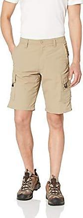 Burnside Mens Outdoor Adventure Nylon Cargo Short Shorts