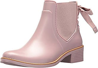 Bernardo Womens Paxton Rain Boot, Rose Rubber, 9M M US