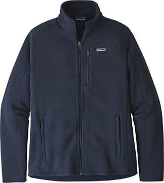 Patagonia Jersey Besserer Pullover Jkt New Navy - XL