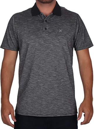 Hurley Camiseta Polo Hurley Start - Preta - P