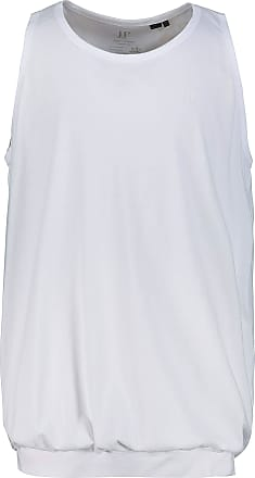 JP1880 Mens Big & Tall Basic Tank Top White XXXXXXX-Large 719783 20-7XL