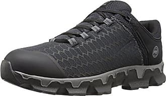 Timberland Mens Powertrain Sport Soft Toe SD+ Industrial & Construction Shoe, Black Synthetic, 8 M US