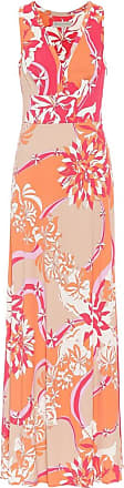 Emilio Pucci Printed jersey maxi dress