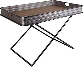 Urban Trends Collection 31049 31049 Table Tray, Gray