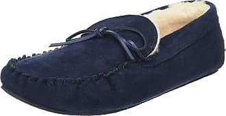 Kurt Geiger Hugh, Mens Slippers, Blue (Navy), L UK (45/46 EU)