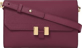 Maison Héroïne Handtasche Damen, Lilia Tablet Mini, Chianti