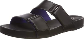 Clarks Bright Deja, Womens Mules Mules, Black (Black Leather -), 7.5 UK (41.5 EU)
