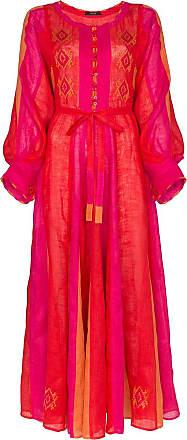 Vita Kin Vestido longo - Pink