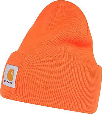 Carhartt Work in Progress Bonnet orange fluo