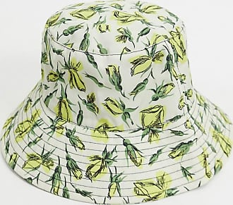 & Other Stories rose print bucket hat in white