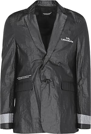 Undercover Undercover Printed coat jacket BLACK XL