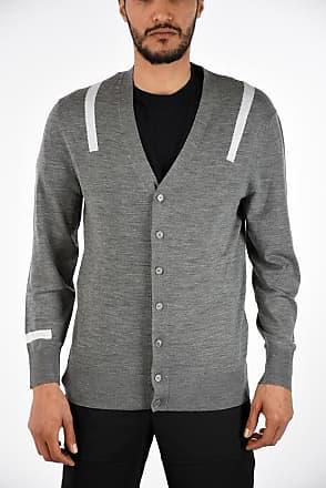 Neil Barrett Wool Blend SLIM FIT Cardigan size M