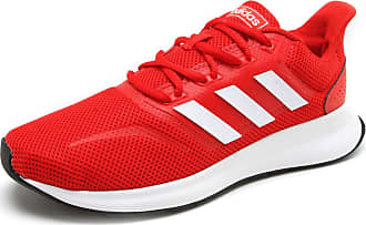 adidas Performance Tênis adidas Falcon M Vermelho