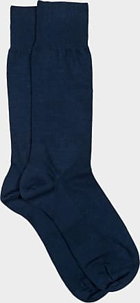ZD Zero Defects Zero Defects blue soya socks