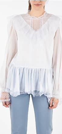 Ermanno Scervino Shirt with Lace Details size 46