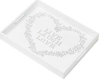 Zingz & Thingz Zingz and Thingz Live Love Laugh Tray