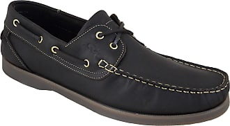 Quayside Ladies Torbay Brown Leather Boat Deck Shoes UK 6