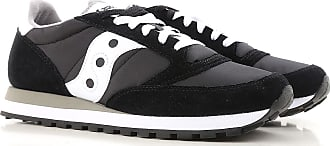 Saucony Sneaker für Herren, Tennisschuh, Turnschuh, Schwarz, Wildleder, 2019, 36 37 38 38.5 39 40 41 42 42.5 43 45