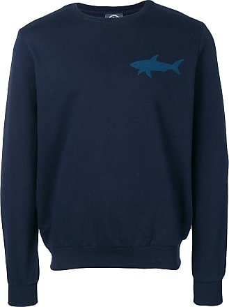 Paul & Shark blue shark sweater - Azul