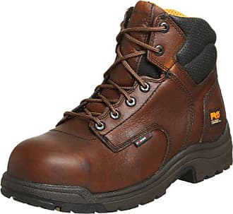 Timberland PRO Mens 50508 Titan 6 Composite Toe Boot,Brown,10.5 W