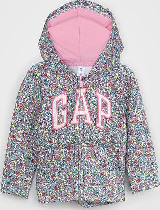 GAP Jaqueta GAP Infantil Full Print Rosa
