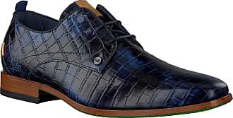 Rehab Blaue Rehab Business Schuhe Greg Croco