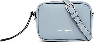 Gianni Chiarini small size mini holly bag color light blue