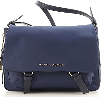4f6478b356 Marc Jacobs Borsa a Tracolla da Donna, Midnight, Nylon, 2017, one size