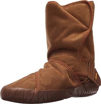 Vibram Fivefingers Unisex Adults Mid-boot Classic Shearling, Brown (Camel Brown Camel Brown), 6.5 -7.5 UK