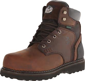 Georgia Boot Mens Brookville 6 Inch Work Shoe