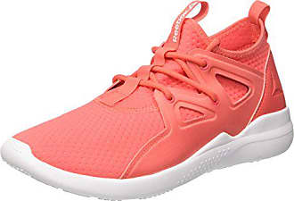 official photos c9208 29668 Reebok Cardio Motion, Scarpe Indoor Multisport Donna, Arancione (Fire  Coral White)