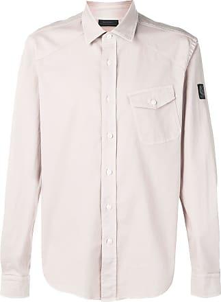 Belstaff Camisa com bolso - Neutro