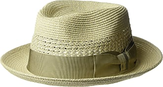 9628f1a5966a1 Bailey of Hollywood Mens Wilshire Fedoa Trilby Hat with Vented Crown Fedora