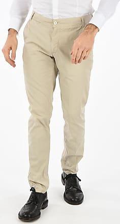 Corneliani CC COLLECTION Cotton and Linen Pants size 50
