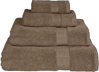 DKNY Mercer Plain Dye Towel - Grey Stone - Bath Sheet