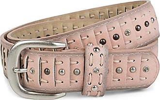 Nietengürtel Cut Style kürzbar Damen Vintage Gürtel Nieten Strasssteine